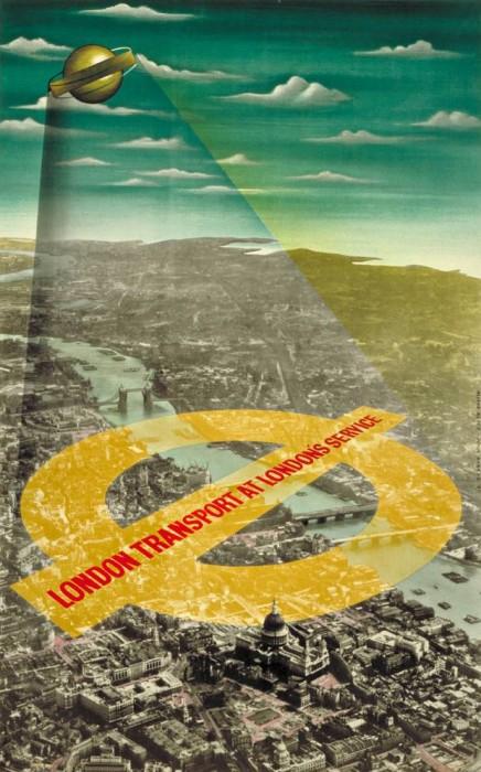 londres london metro undergroud affiche poster 06 436x700 150 ans daffiches du métro de Londres