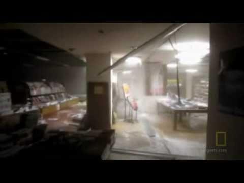 15 minutes de tremblement de terre de magnitude 9