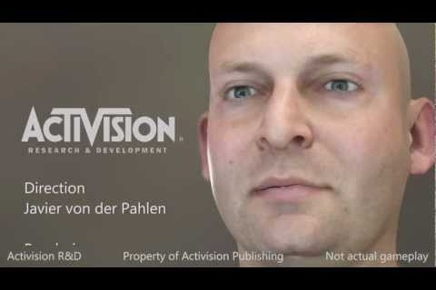 Le prochain moteur de rendu des personnages d'Activision