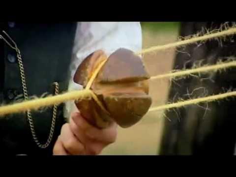 Comment faire une corde à l'ancienne