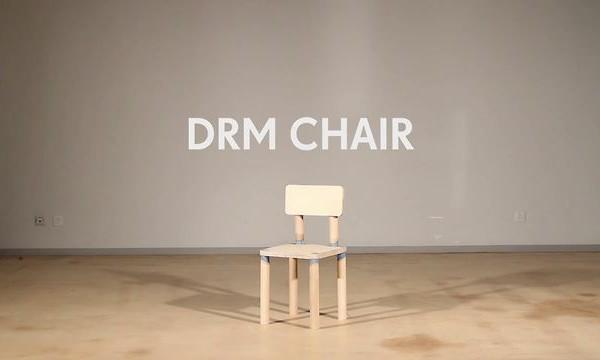 Chaise à DRM