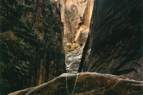 Canyon Point, Zion National Park, Utah 1977