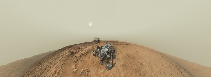 curiositiy mars autoportrait 720x265 Un autoportrait de Curiosity