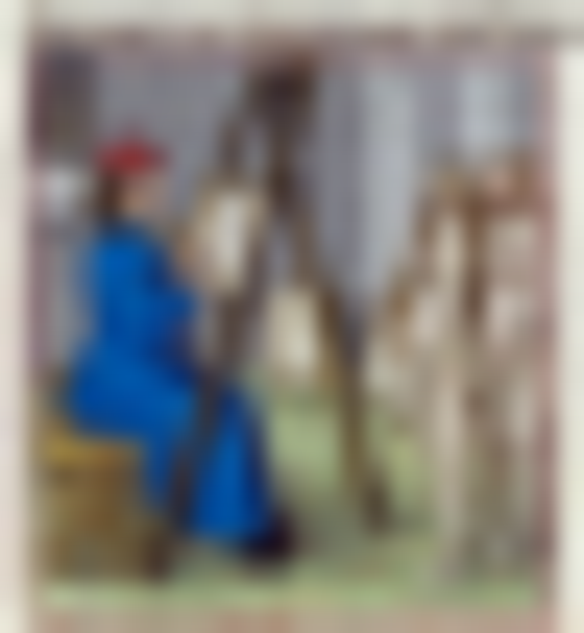 marginalia enluminure etrange moyen age 17 646x700 Des enluminures étranges au Moyen Age  peinture 2 histoire design bonus art