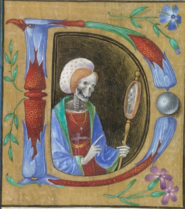 marginalia enluminure etrange moyen age 22 622x700 Des enluminures étranges au Moyen Age  peinture 2 histoire design bonus art