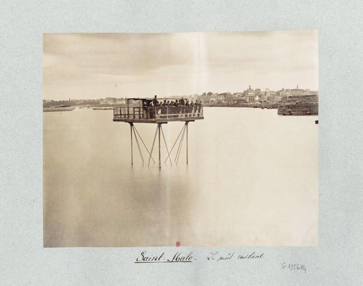 pont roulant saint malo 01 720x568 Le pont roulant de Saint Malo  photo lieux information histoire bonus