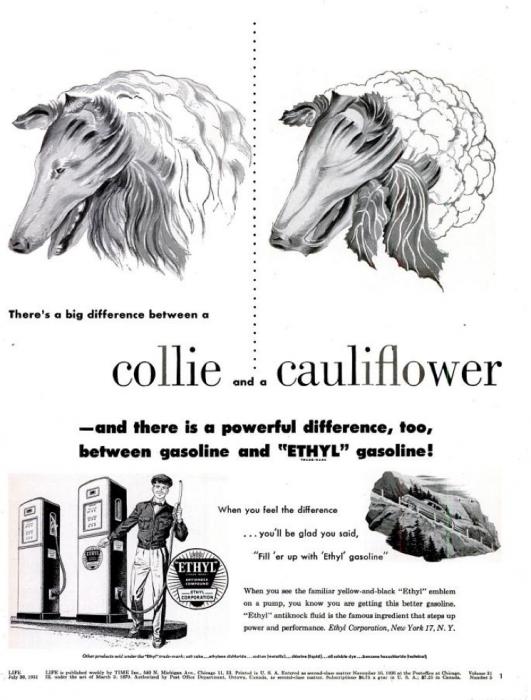 publicite-petrole-Ethyl-essence-1950-01