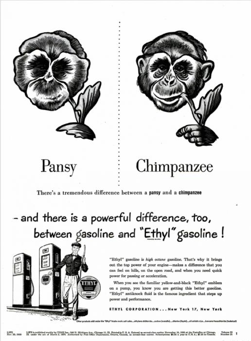 publicite-petrole-Ethyl-essence-1950-05