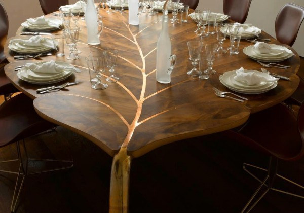 table-feuille