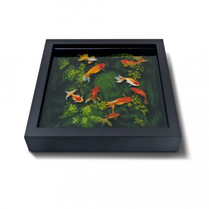 peinture 3D resine 08 700x700 Peintures en relief dans de la résine  peinture 2 bonus art