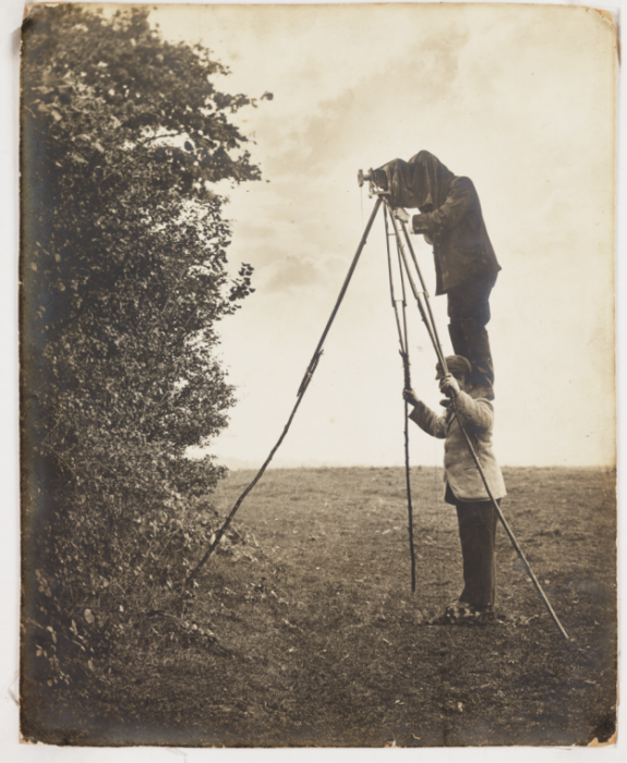 fsgnqfsl 575x700 [Mystère #56] Les frères Kearton photographient un nid doiseau  photographie mystere histoire bonus