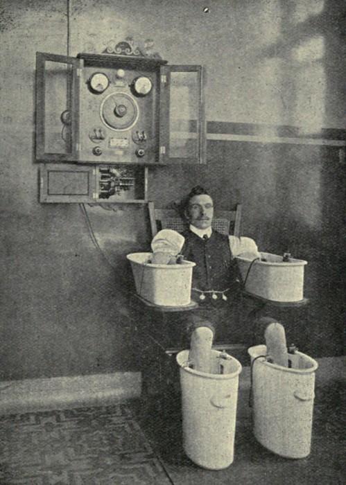 mimimistayrreu 499x700 [Mystère #59] Bain électrique anti rhumatisme en 1916  mystere bonus