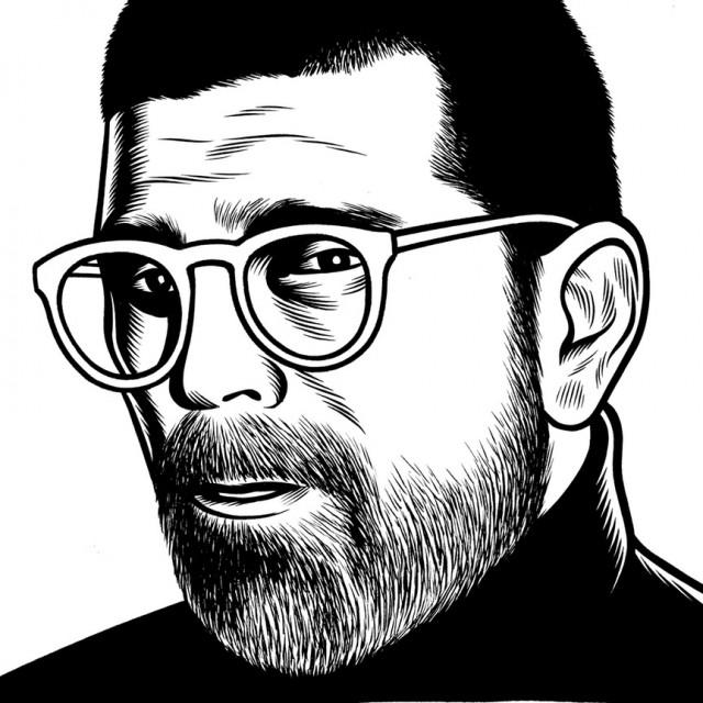 portrait noir blanc dessin 12 Des portraits illustrés en noir et blanc  design bonus