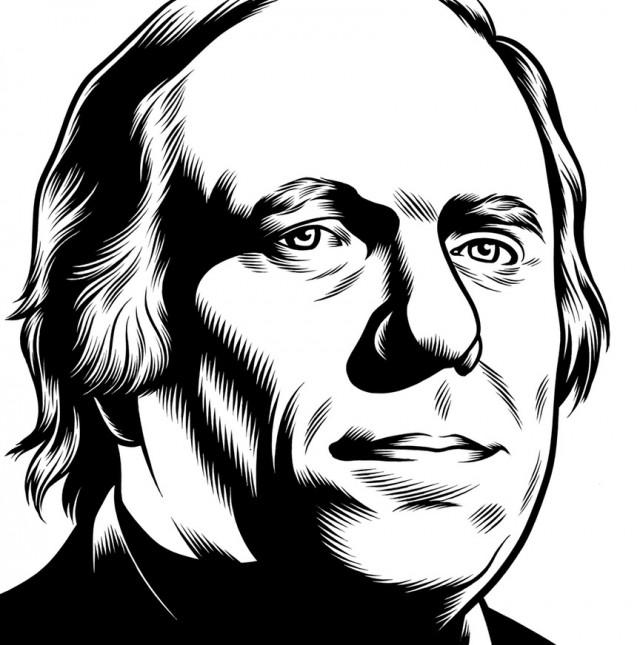portrait noir blanc dessin 18 Des portraits illustrés en noir et blanc  design bonus