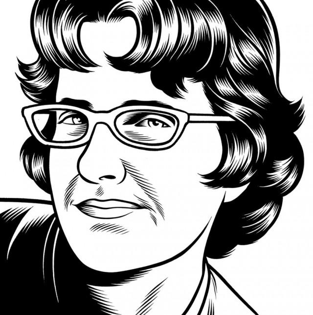 portrait noir blanc dessin 22 Des portraits illustrés en noir et blanc  design bonus