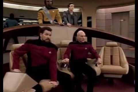 Star Trek sans les impacts