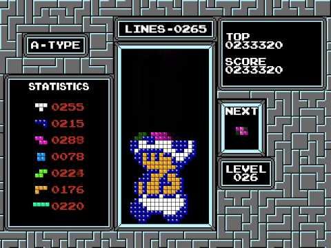 Un algorithme qui dessine avec Tetris