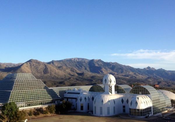 Un mini documentaire sur Biosphere 2