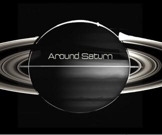 Les 200 000 photographies de Saturne en 8 ans par Cassini
