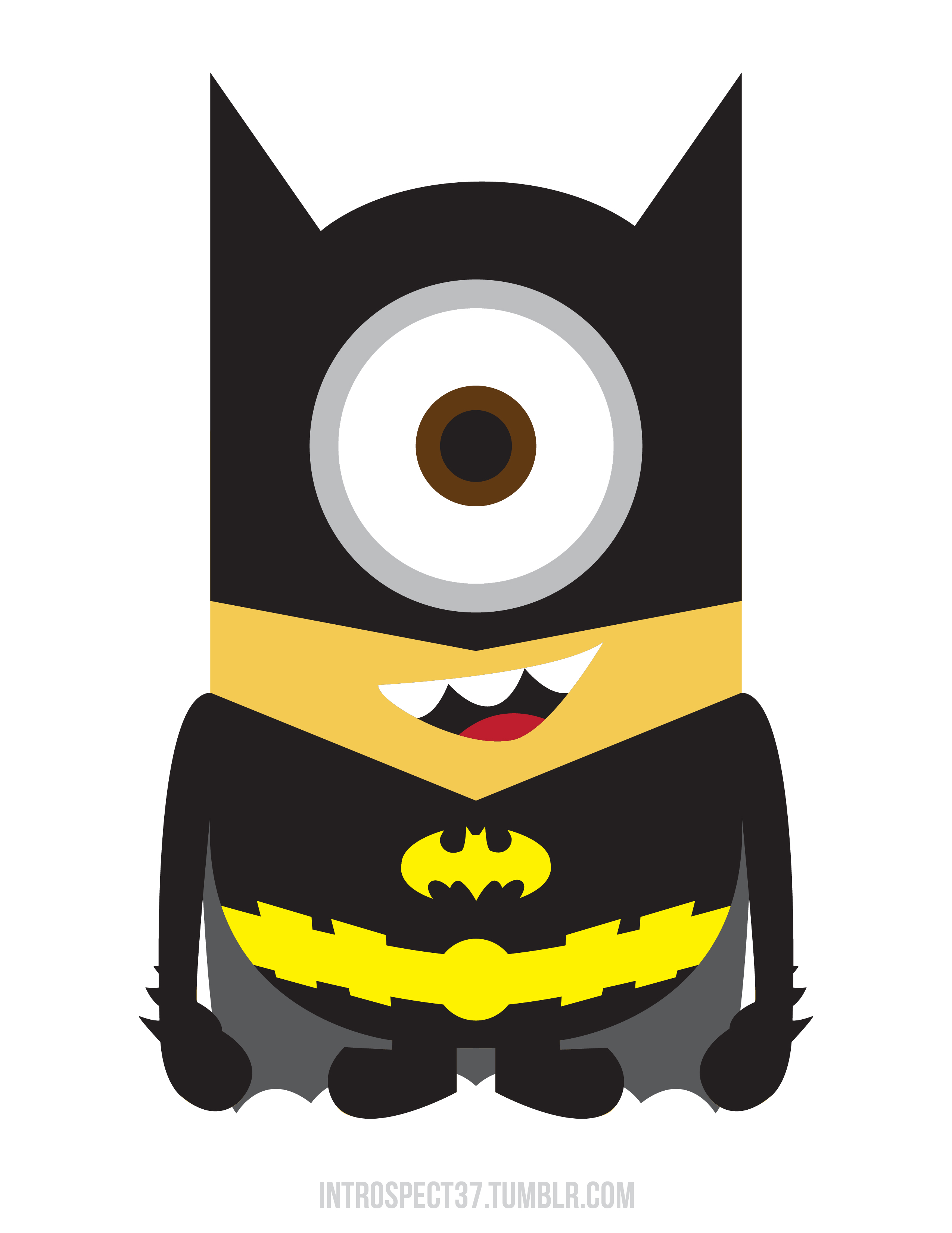 Superhéros Minions superhero minion 011 540x700