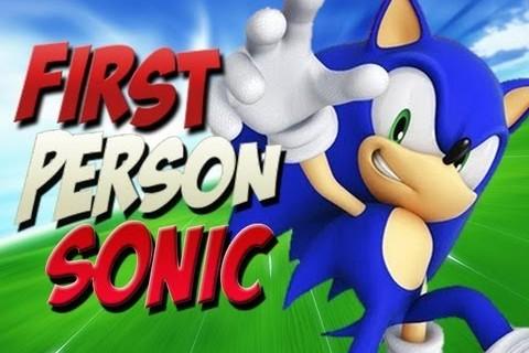 Ce que voyait Sonic
