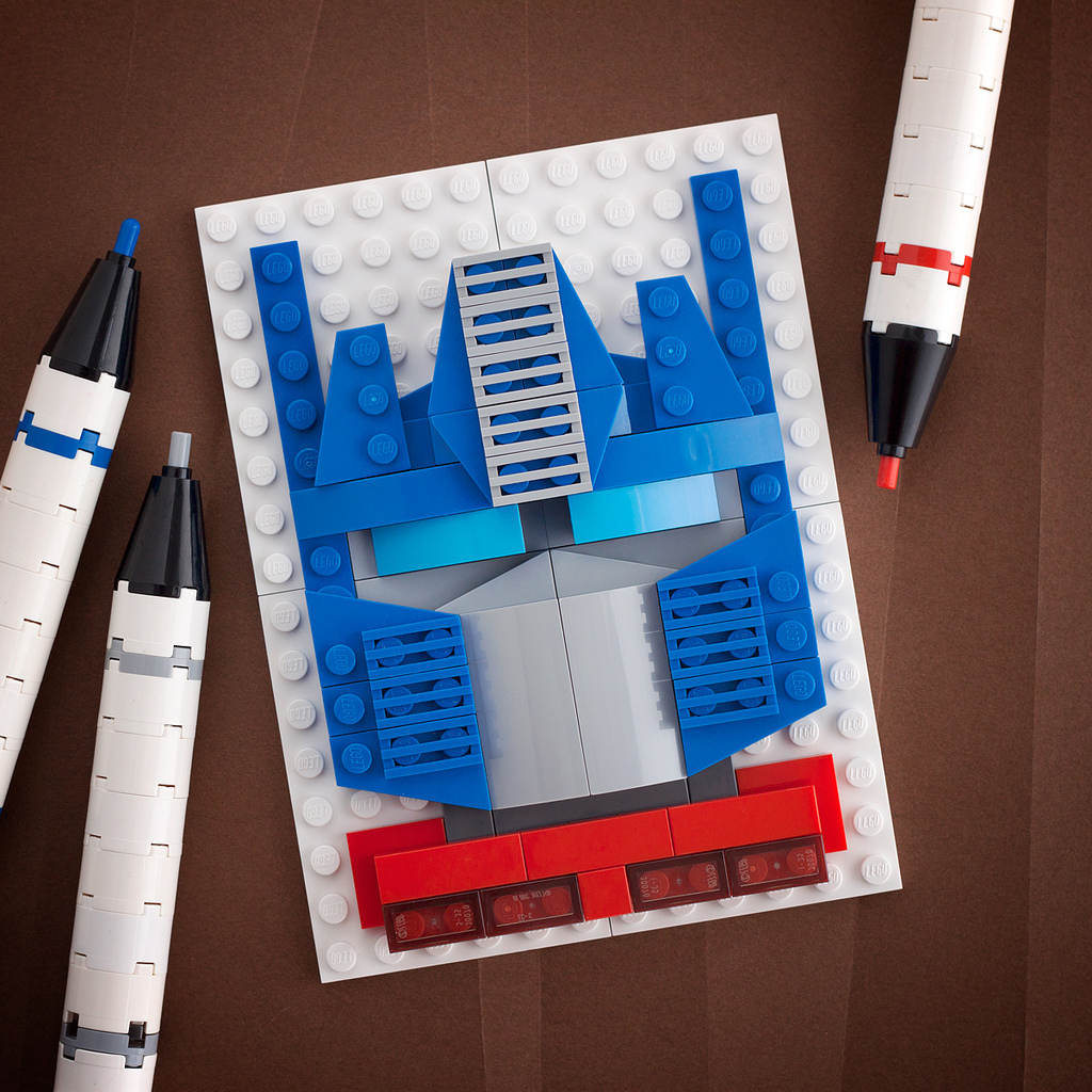 Des Dessins En Lego