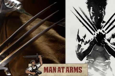 Forger les griffes de Wolverine