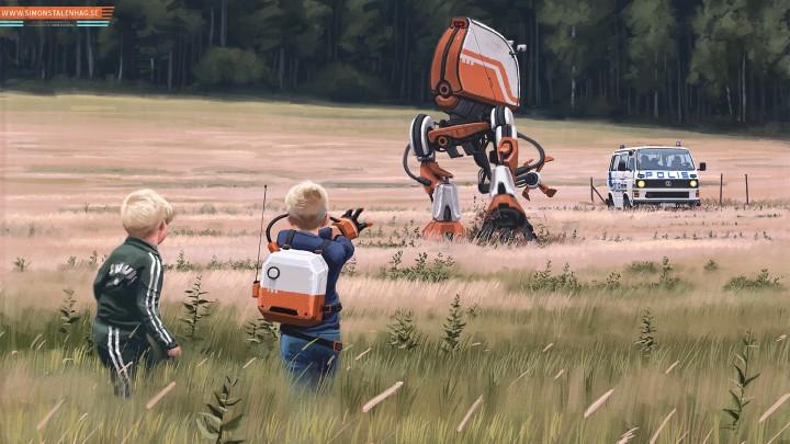peinture futur suede 01 720x405 Peintures du futur suédois  peinture 2 bonus art