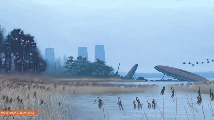 peinture futur suede 03 720x405 Peintures du futur suédois  peinture 2 bonus art
