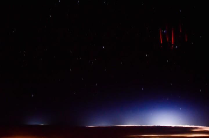 stripe foudre rouge 04 720x476 Les sprites, des éclairs rouges à haute altitude  video technologie photo espace technologie bonus