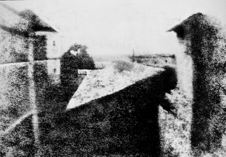 Le Gras Joseph Nicéphore Niépce 720x500 La première photographie  photographie histoire bonus