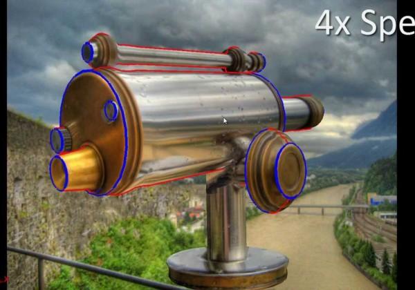 Manipuler des objets dans des photos en 3D