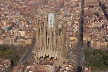 A quoi ressemblera la Sagrada Familia une fois achevée