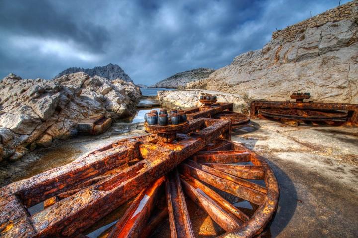 telescaphe1 720x480 Un téléphérique sous marin près de Marseille  histoire divers bonus