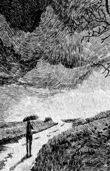 trait noir illustration 02 452x700 Empreintes en traits noirs  cinema 2 bonus