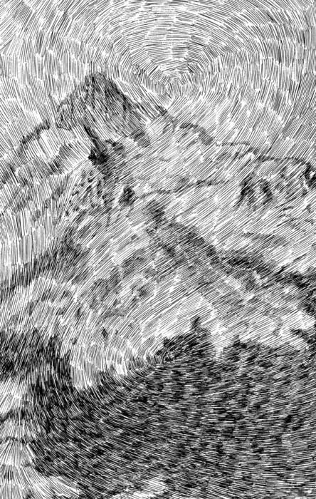 trait noir illustration 05 444x700 Empreintes en traits noirs  cinema 2 bonus