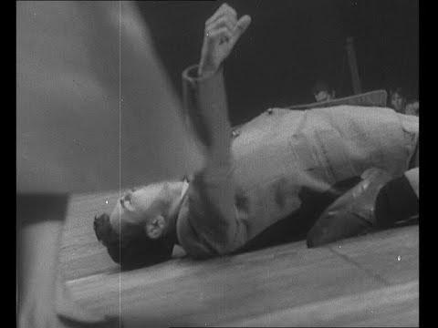 Des allemands dansent le Rock and Roll en 1950
