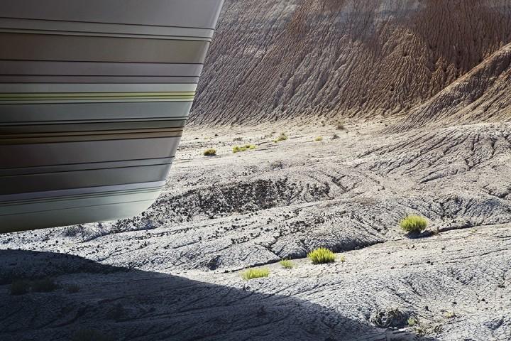 badlands 02 720x480 Paysages naturels et formes numériques   photographie design bonus art