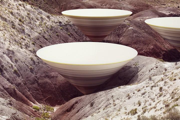 badlands 05 720x480 Paysages naturels et formes numériques   photographie design bonus art