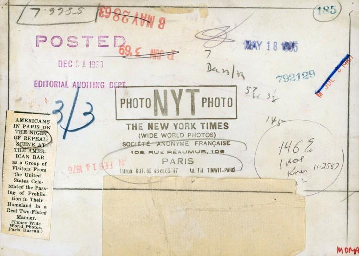 dos tirage presse photographie 28 720x514 Au dos des tirages de presse du New York Times  photographie bonus art