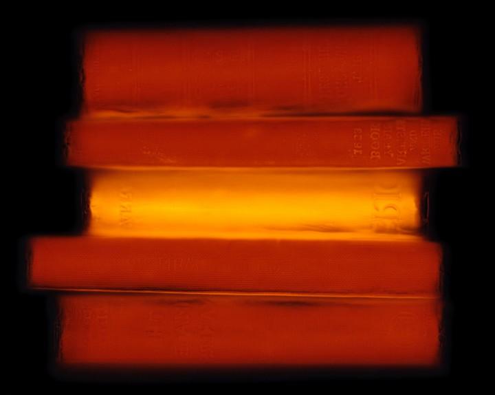 livre resine 07 720x574 Les livres multicolores de Penelope Davis  photographie bonus art