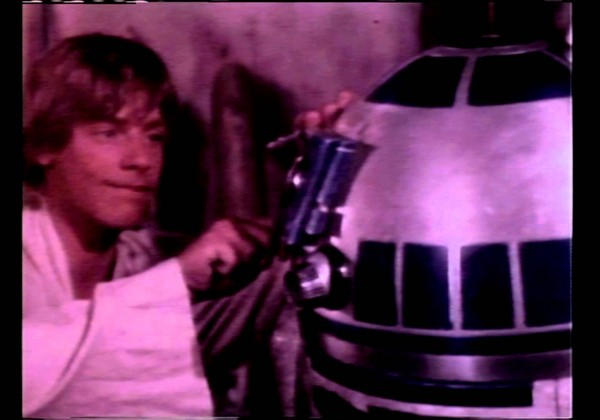 Le trailer original de Star Wars