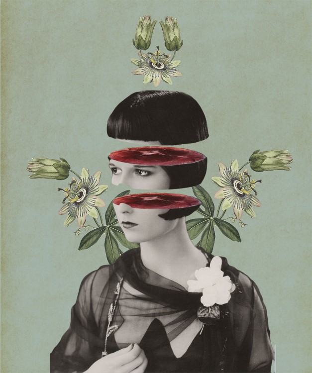 collage geiser 03 627x750 Les collages de Julia Geiser  design