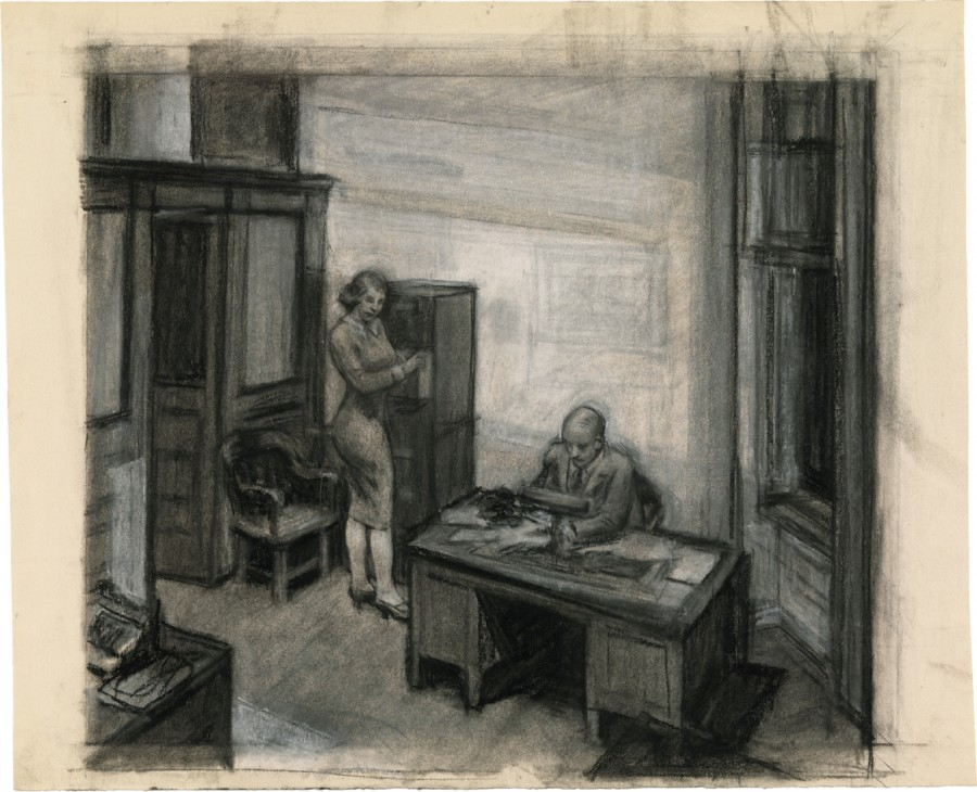 croquis-edward-hopper-12