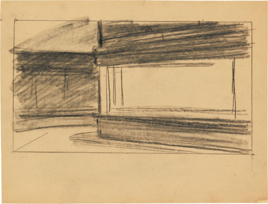 croquis-edward-hopper-23