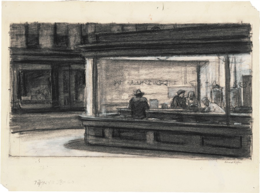 croquis-edward-hopper-25