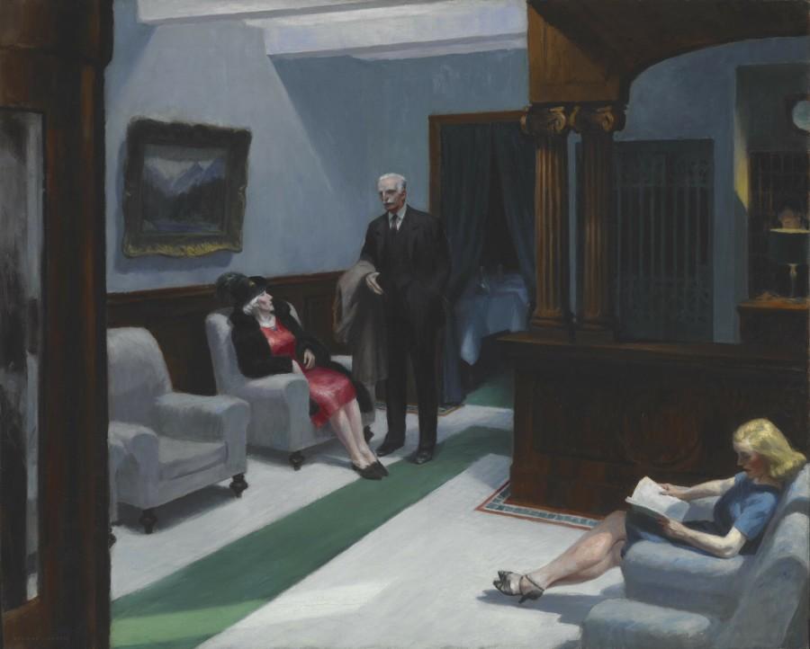 croquis edward hopper 26 900x722 Les croquis dEdward Hopper  peinture 2 art