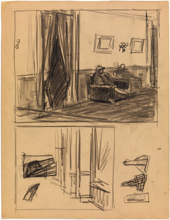 croquis-edward-hopper-27