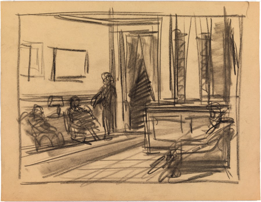 croquis-edward-hopper-28