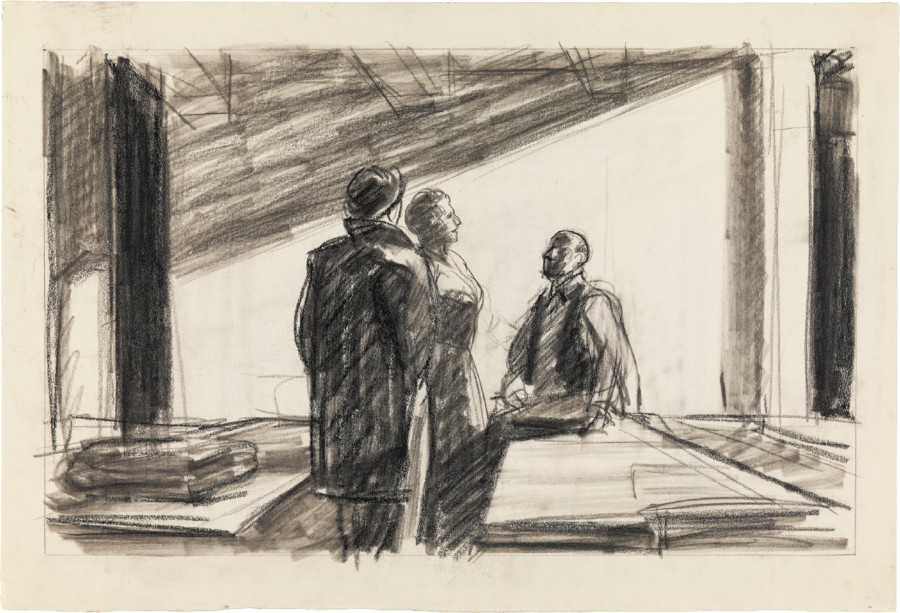 croquis-edward-hopper-34